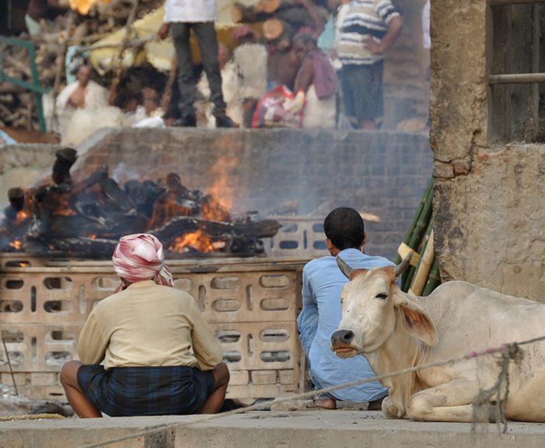 INDIEN – Varanasi